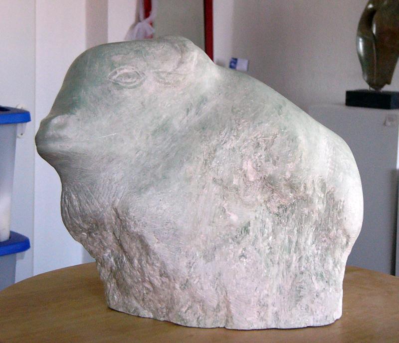 Steinzeitliche Figuren