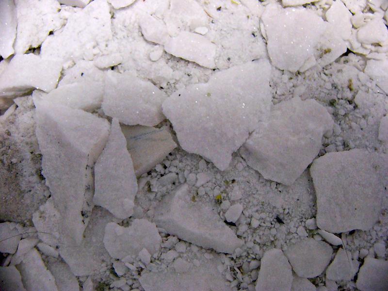 Arbeiten an Marmor