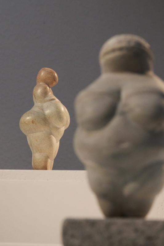 Interpretation der Venus von Lespuque, 2013